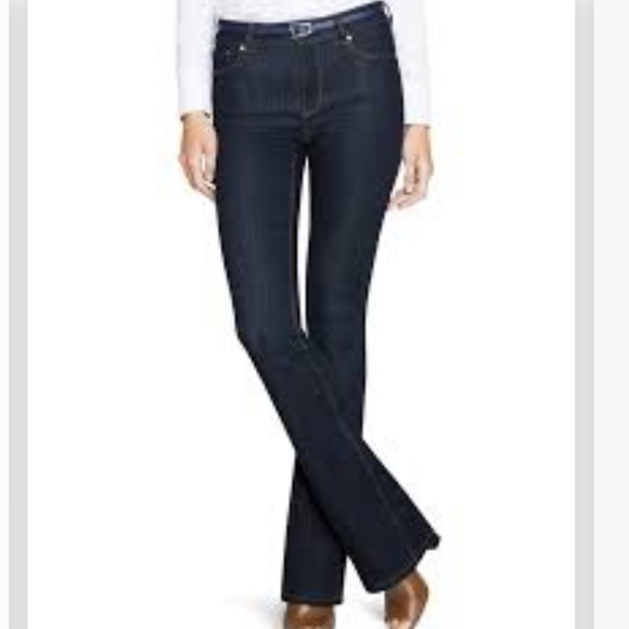 White House Black Market Denim - WHBM blue jeans with bling on back pockets